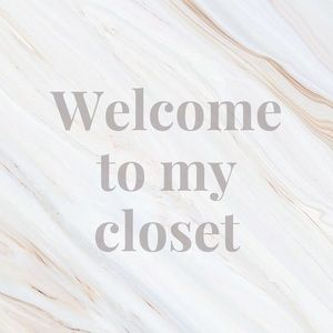Welcome To My Closet | Boutique